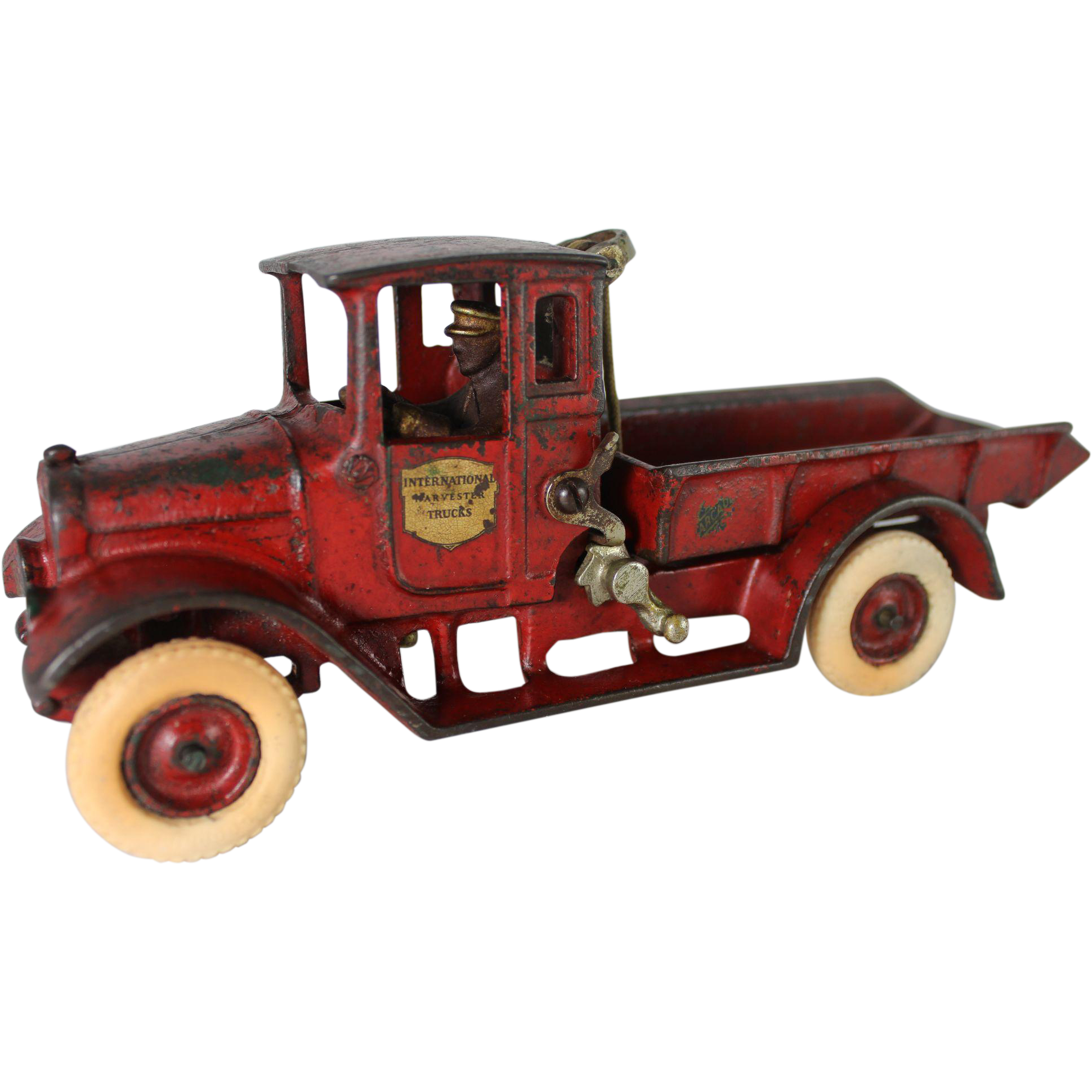 Arcade Ih Quot Red Baby Quot Dump Truck From Thecuriousamerican On