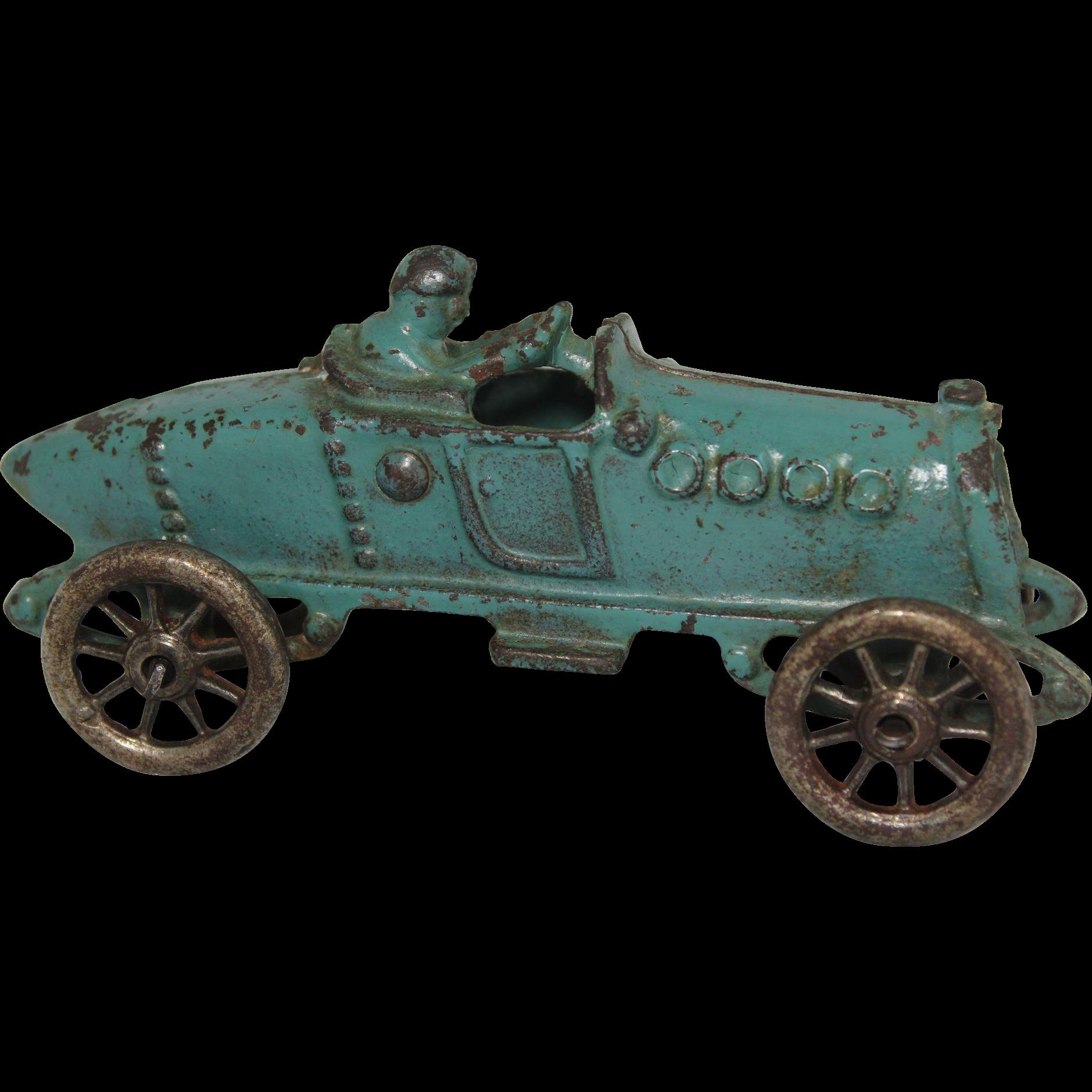 Vintage Race Car Driver 106