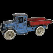 1934 Kilgore Cast Iron Dump Truck