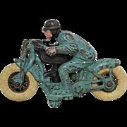"Hubley Harley Davidson ""Hill Climber"" Motorcycle"