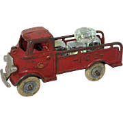 Arcade Cast Iron Ice Truck