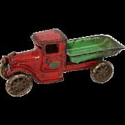 """Arcade 5 3/4"""" Dump Truck"""