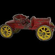 Kenton Cast Iron Racing Car