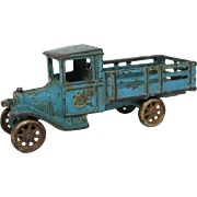 "Arcade 7"" Ford Stake Truck"