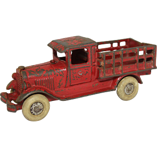 """A.C.Williams 7"""" Stake Truck"""