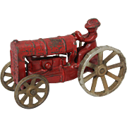 Small Arcade Fordson Toy Tractor