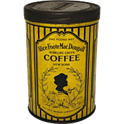 """Alice Foote MacDougall"" Coffee Tin"