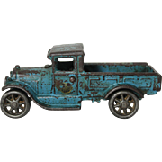 "Arcade 5 3/4"" Cast Iron ""Express"" Pickup Truck"