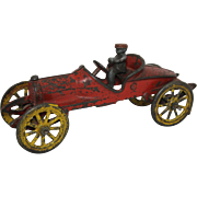 1920's Hubley Race Car