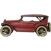 "1920's A.C. Williams 7 1/2"" Lincoln ""Touring Car"""