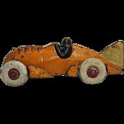 1930's Large Hubley Arrow Racer