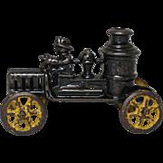 1920'S Cast Iron Pumper Fire Truck