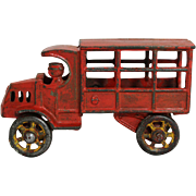 1930's Hubley Delivery Truck