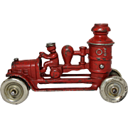 "1920's ""Kenton"" Pumper Fire Truck"
