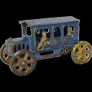 1903-1905 Jones & Bixler Sedan