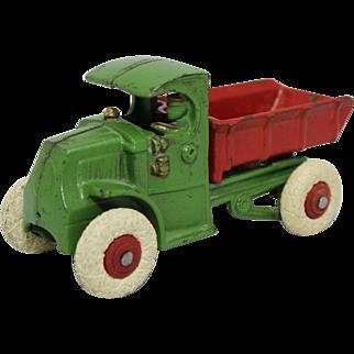Late 1920's Hubley Mack Dump Truck