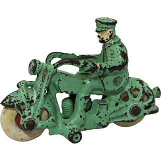 1930's A.C. Williams Motorcycle