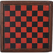 Early Primitive American Game Board