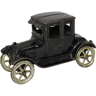 "1920's 6"" A.C. Williams Ford Coupe"