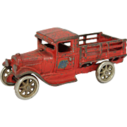 "Arcade 5 3/4"" Ford Farm Stake Truck"