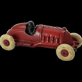 Rare Late 1920's Hubley Bullet Racer