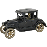 "1926-1927 Arcade 6 3/4"" Model T Coup"