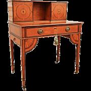 Antique Satinwood Lady's Writing Desk