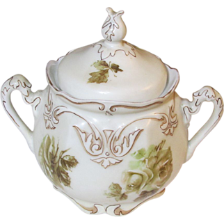 Sugar Bowl Hermann Ohme Silesia Named