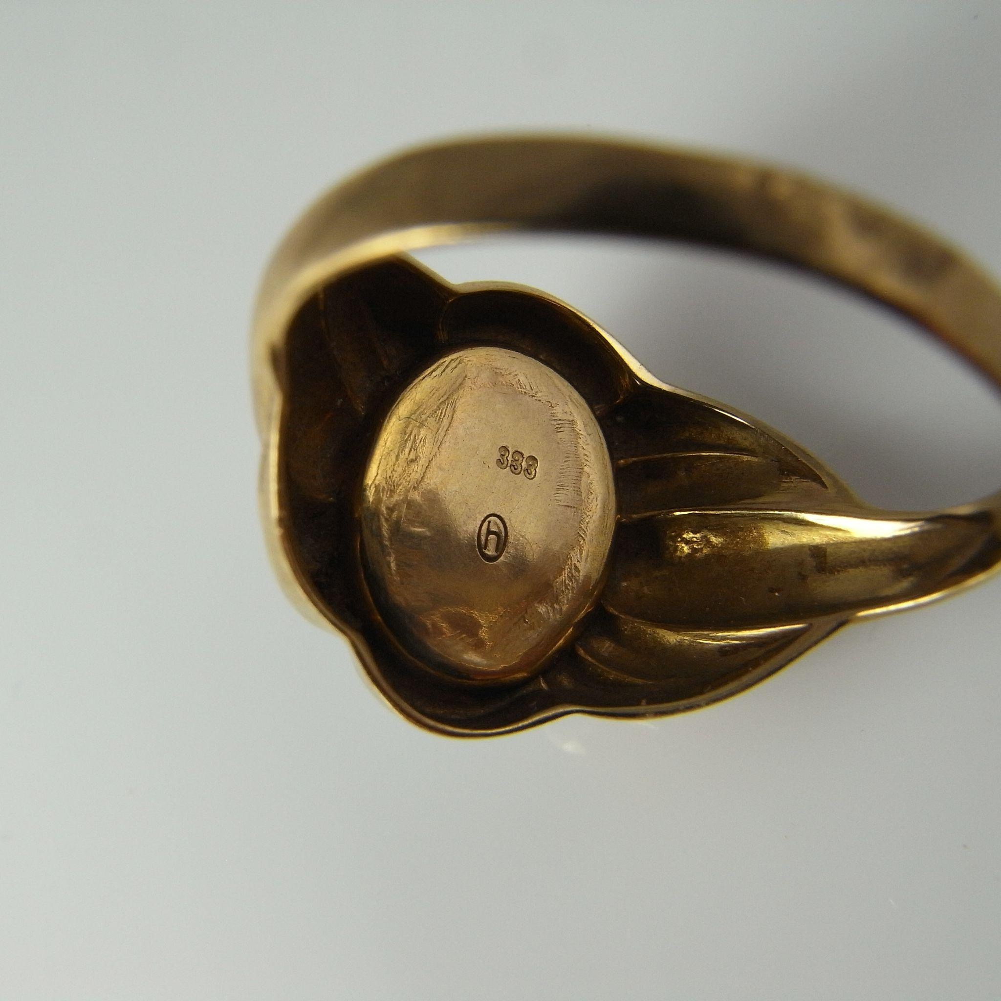 Persian Antique Wedding Rings