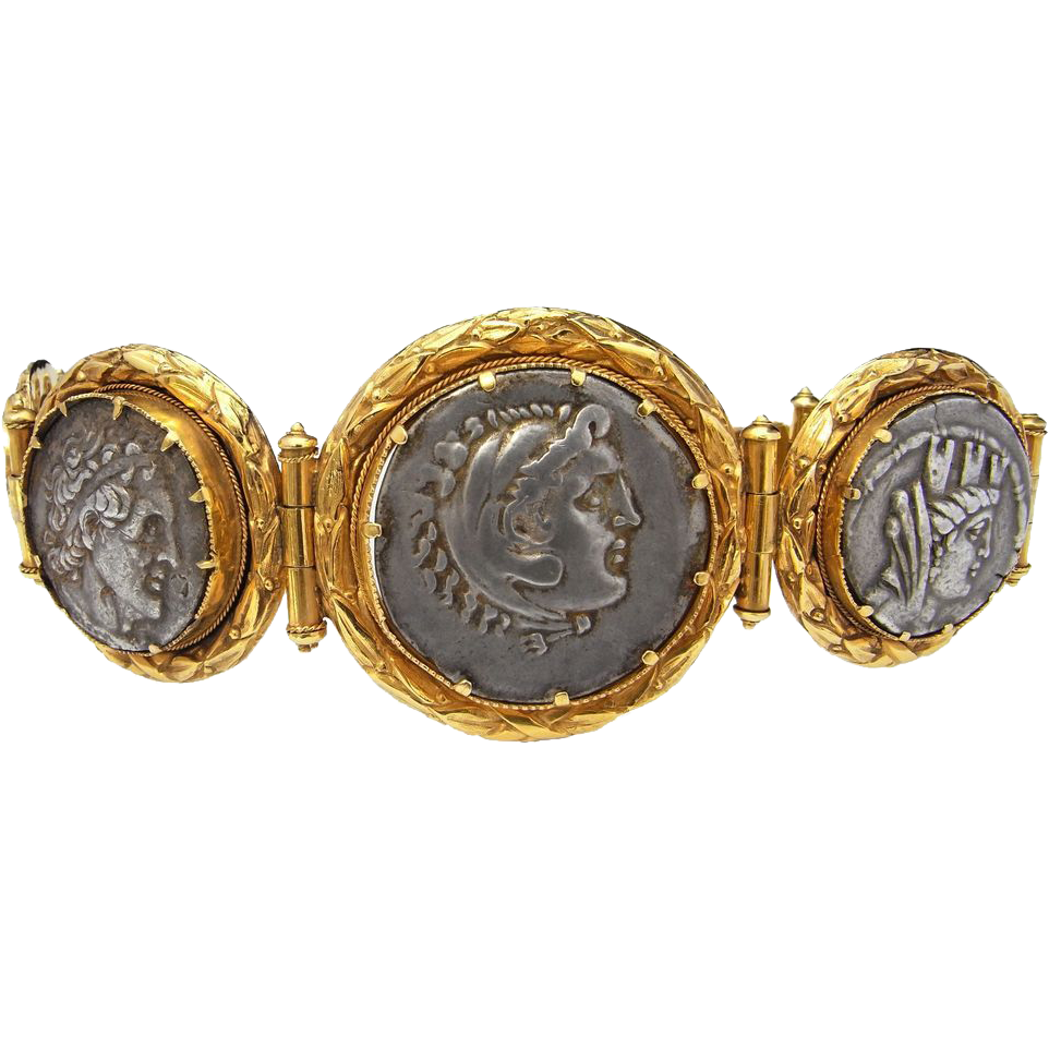 Georgian French Empire Circa 1780 18k 18 Karat Yellow Gold