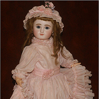 "Important and Captivating  28"" FIGURE 'C' STEINER BEBE in 'Mint Condition' !"