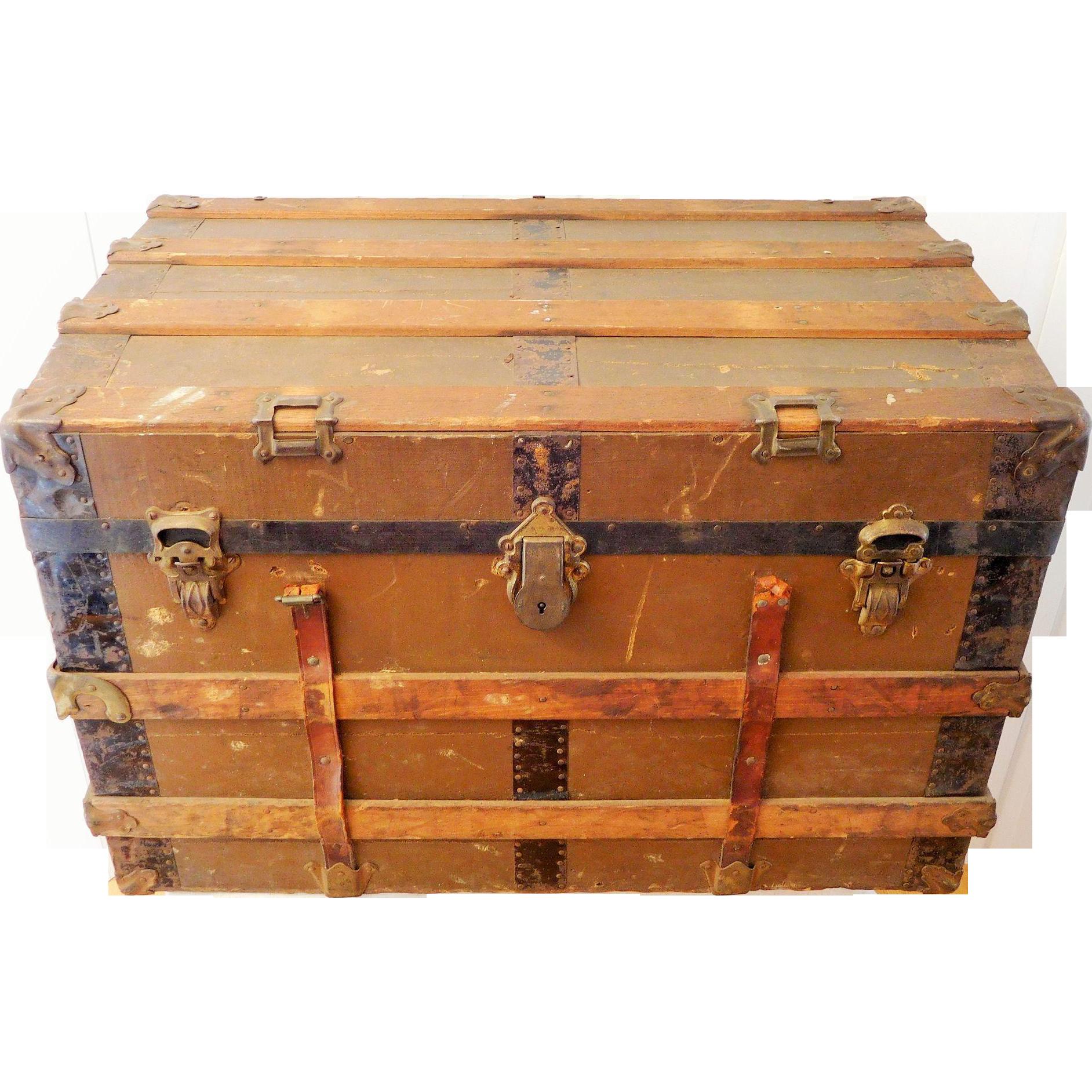 Vintage Storage Trunks Designs