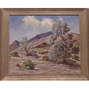 California Impressionist Painting By Joane Cromwell