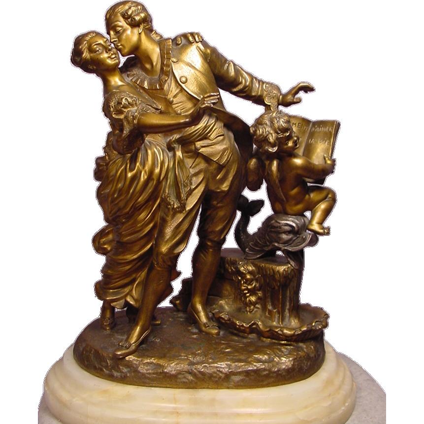 Bronze Sculpture - Al Hone Fine Art