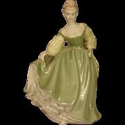 Royal Doulton 1962 Figurine Fair Lady  HN #2193