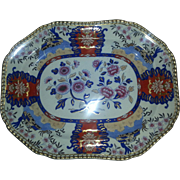 A Spode Imperial Ironstone 16.5 inch Platter