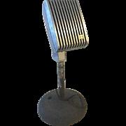Vintage microphone Untested Mid Century