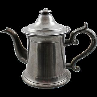 19 Century American Teapot by Dunham