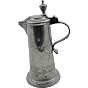 19Century German Pewter Flagon