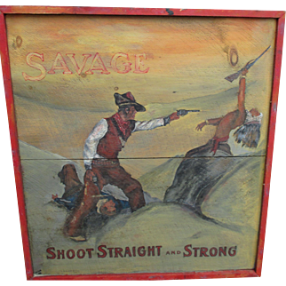 SAVAGE RIFLE COMPANY