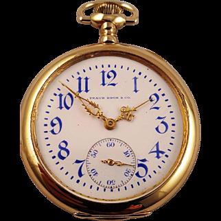 1905 Gents Illinois Pocket Watch
