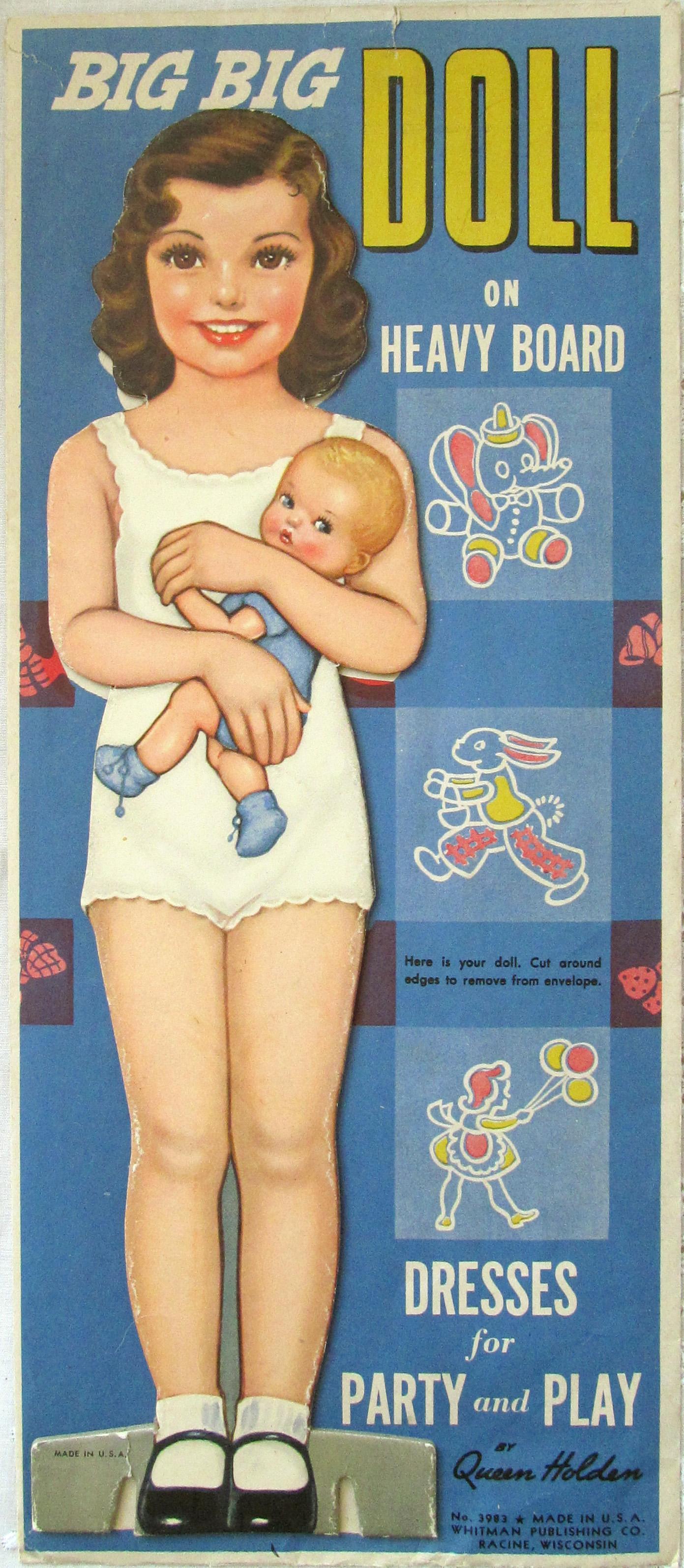 paper doll rockford