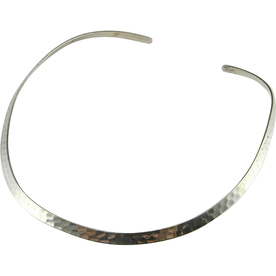 4332x20handx20hammered.1L minimalist necklace choker necklace choker silver collier collar gentex 453 wiring diagram at webbmarketing.co