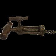 Antique German Corkscrew  1890