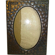Vintage German Art Deco Picture Frame