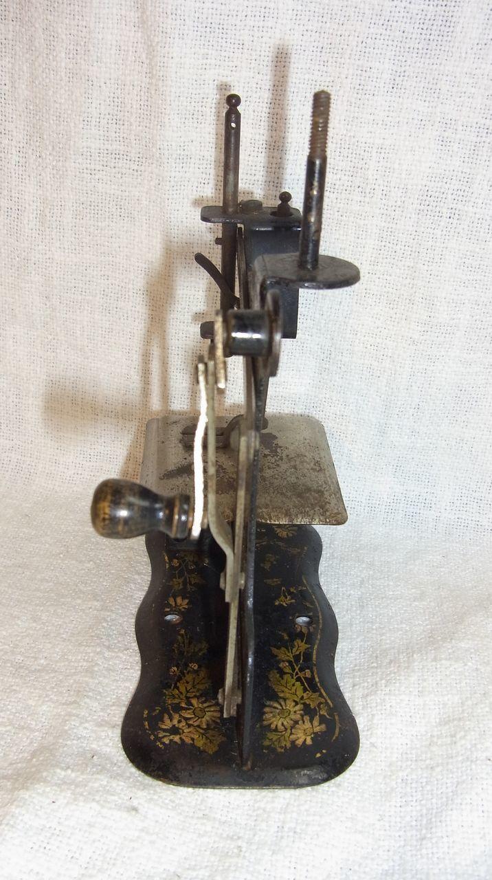 eddy sewing machine