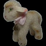 Vintage German Steiff Lamb