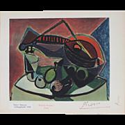 Pablo Picasso (1881 – 1973) Lithograph