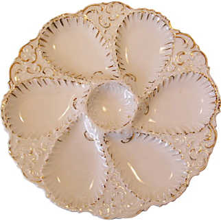 Pennsylvania Railroad Oyster Plate