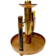 Arts and Crafts Movement Candlestick
